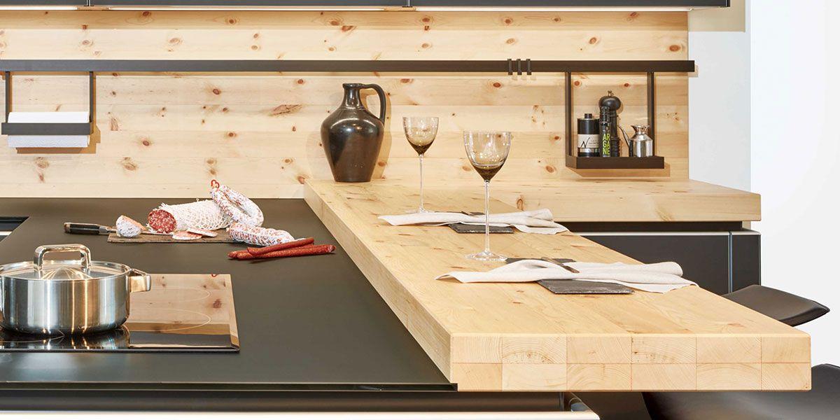 Arbeitsplatten - Küchenfachhändler Münster - Kreativ Küchen