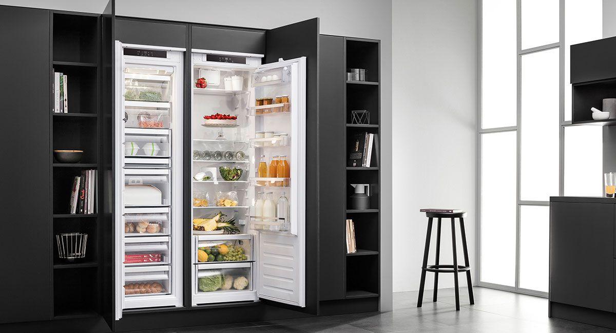 Side By Side Kühlschrank Ausstellungsstück : Kühlschrank küchenfachhändler münster kreativ küchen
